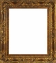 "Picture Frames 24 x 36 - Gold Picture Frames - Frame Style #386 - 24""x36"""