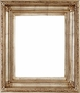 "Picture Frames 24""x36"" - Silver Picture Frames - Frame Style #417 - 24 x 36"