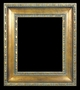 Art - Picture Frames - Oil Paintings & Watercolors - Frame Style #606 - 24x36 - Antique Gold - Gold  Frames
