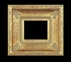Art - Picture Frames - Oil Paintings & Watercolors - Frame Style #639 - 24x36 - Light Gold - Gold  Frames