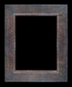 Art - Picture Frames - Oil Paintings & Watercolors - Frame Style #672 - 24x36 - Wood Tone & Gold - Wood & Gold Frames