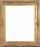 Picture Frames 24 x 48 - Gold Picture Frames - Frame Style #325 - 24 x 48