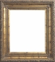 "30 X 40 Picture Frames - Gold Frame - Frame Style #343 - 30"" X 40"""