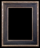 Art - Picture Frames - Oil Paintings & Watercolors - Frame Style #601 - 30x40 - Antique Gold - Fancy Plein Air Frames