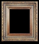 Art - Picture Frames - Oil Paintings & Watercolors - Frame Style #611 - 30x40 - Antique Gold - Ornate Frames