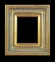 Art - Picture Frames - Oil Paintings & Watercolors - Frame Style #607 - 36x48 - Antique Gold - Ornate Frames
