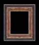 Art - Picture Frames - Oil Paintings & Watercolors - Frame Style #631 - 36x48 - Dark Gold - Ornate Frames