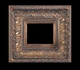 Art - Picture Frames - Oil Paintings & Watercolors - Frame Style #636 - 36x48 - Dark Gold - Ornate Frames