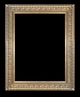 Art - Picture Frames - Oil Paintings & Watercolors - Frame Style #643 - 36x48 - Light Gold - Ornate Frames