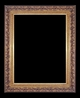 Art - Picture Frames - Oil Paintings & Watercolors - Frame Style #609 - 48x72 - Antique Gold - Ornate Frames
