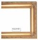 Picture Frames - Oil Paintings & Watercolors - Frame Style #1209 - 8X10 - Traditional Gold