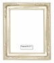 Picture Frames - Oil Paintings & Watercolors - Frame Style #1217 - 8X10 - Silver
