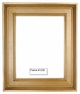 Picture Frames - Oil Paintings & Watercolors - Frame Style #1235 - 8X10 - Traditional Gold
