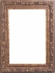 "Picture Frames 8x10 - Gold Ornate Picture Frame - Frame Style #344 - 8"" x 10"""