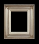 Art - Picture Frames - Oil Paintings & Watercolors - Frame Style #649 - 8x10 - Silver - Ornate Frames