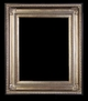 Art - Picture Frames - Oil Paintings & Watercolors - Frame Style #650 - 8x10 - Silver - Ornate Frames