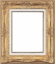 "Picture Frames 9""x12"" - Gold Picture Frame - Frame Style #326 - 9"" x 12"""