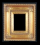 Art - Picture Frames - Oil Paintings & Watercolors - Frame Style #663 - 9x12 - Traditional Gold - Ornate Frames