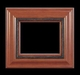 Art - Picture Frames - Oil Paintings & Watercolors - Frame Style #666 - 9x12 - Traditional Wood - Red Frames