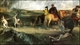 Art - Oil Paintings - Masterpiece #3009 - Edgar Degas - Medieval War Scene - Gallery Quality