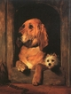 Art - Oil Paintings - Masterpiece #3021 - Sir Edwin Landseer - Dignity and Impudence - Museum Quality