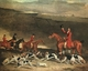 Art - Oil Paintings - Masterpiece #3022 - Benjamin Marshall - Francis Dukinfield Astley and his Harriers - Museum Quality