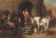 Art - Oil Paintings - Masterpiece #3071 - George earl - The Return of the Hunt (mk37) - Gallery Quality