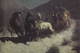 Art - Oil Paintings - Masterpiece #3078 - Frederic Remington - A Taint on the Wind (mk43) - Gallery Quality