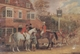 Art - Oil Paintings - Masterpiece #3106 - Pollard, James - A Meet Outside The Swan inn - Museum Quality