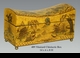 Jeanne Reeds - Mustard Chinoiserie Box