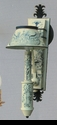 Jeanne Reed's - Tole Sconce - toile