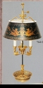 "Jeanne Reed's - ""Napoleon"" Lamp"