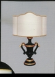 Jeanne Reed's - Lamp (black/gold)