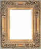 Wall Mirrors - Mirror Style #303 - 24X36 - Washed Gold