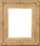 Wall Mirrors - Mirror Style #305 - 36X48 - Washed Gold