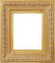 Wall Mirrors - Mirror Style #309 - 9X12 - Washed Gold