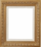 Wall Mirrors - Mirror Style #310 - 9X12 - Washed Gold