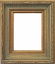 Wall Mirrors - Mirror Style #311 - 15x30 - Traditional Gold