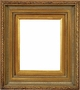 Wall Mirrors - Mirror Style #316 - 9X12 - Traditional Gold