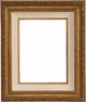 Wall Mirrors - Mirror Style #330 - 14X18 - Light Gold