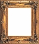 Wall Mirrors - Mirror Style #339 - 24X30 - Light Gold