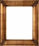 Wall Mirrors - Mirror Style #352 - 8X10 - Broken Gold