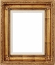 Wall Mirrors - Mirror Style #355 - 24X36 - Broken Gold
