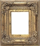 Wall Mirrors - Mirror Style #357 - 24X30 - Broken Gold