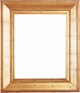 Wall Mirrors - Mirror Style #358 - 24x48 - Broken Gold