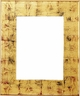 Wall Mirrors - Mirror Style #361 - 30X40 - Broken Gold