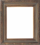 Wall Mirrors - Mirror Style #365 - 24X36 - Dark Gold
