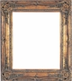 Wall Mirrors - Mirror Style #366 - 20X24 - Dark Gold