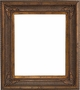 Wall Mirrors - Mirror Style #369 - 48X60 - Dark Gold