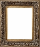 Wall Mirrors - Mirror Style #372 - 20X24 - Dark Gold